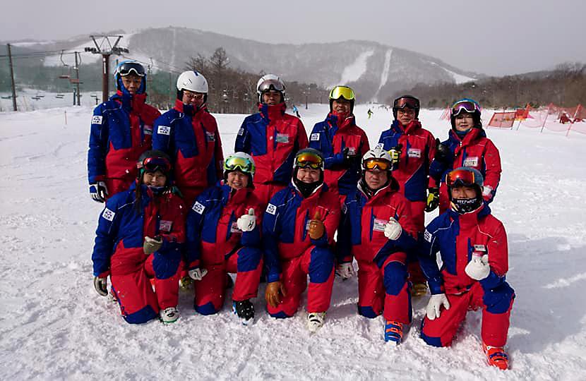 みやぎ蔵王白石スキー学校