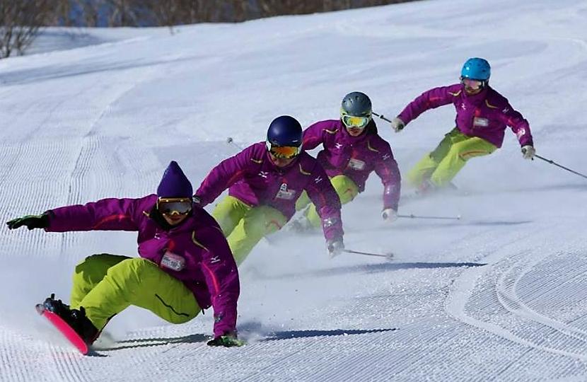 MZ白石スノースポーツスクール